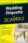 Wedding Etiquette For Dummies Cheat Sheet. Registering for Wedding Gifts, Invitations, Thank yous, and more!     http://www.hawaiianweddings.net