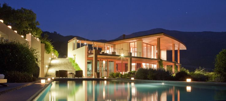 The magic night at Lapostolle Residence