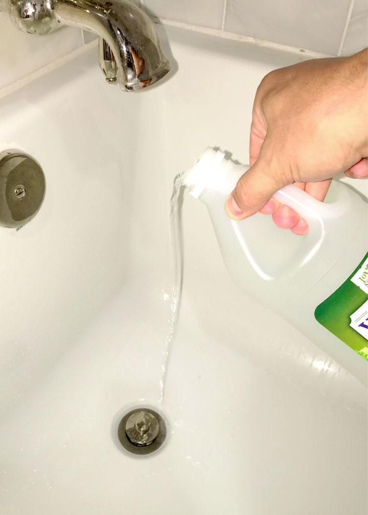 The Best Way To Clean A Bathtub Get It Bubble Bath Ready In No