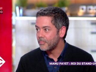 Manu Payet – C à vous : il raconte ses premiers émois sexuels (vidéo)