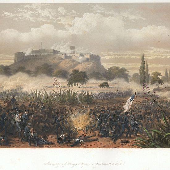 Siege of Veracruz, Bombardment of Vera Cruz (March ) Nebel Mexican