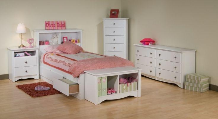 13 best Plush Little Girl Bedroom Sets images on Pinterest ...