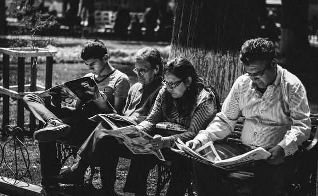 How Changing Your Reading Habits Can Transform Your Health   Fast Company   Business + Innovation