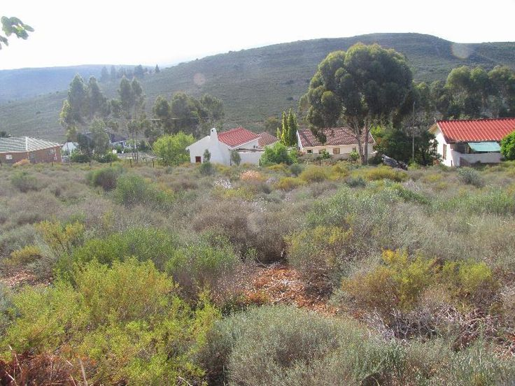 Vacant land / plot for sale in Montagu - P24-101833487