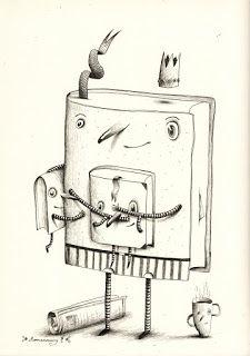 Robert Romanowicz illustration: Bookszpan