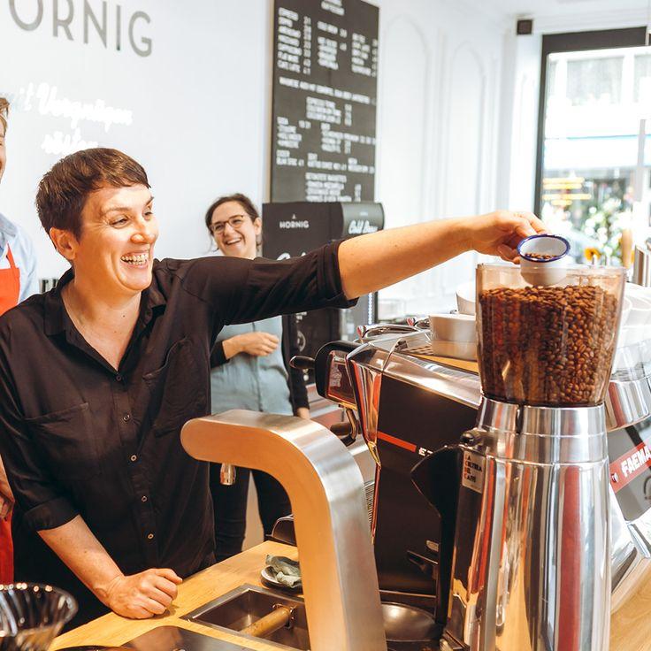 J. Hornig Kaffeebar Wien.   #jhornig #coffeeshop #wien #vienna #austria #coffee #kaffee #kaffeeliebe