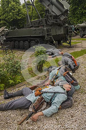 Dead Soldiers - Download From Over 23 Million High Quality Stock Photos, Images, Vectors. Sign up for FREE today. Image: 40939025