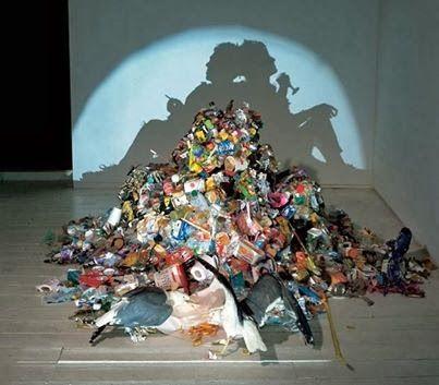 écologie dechets ordures trash