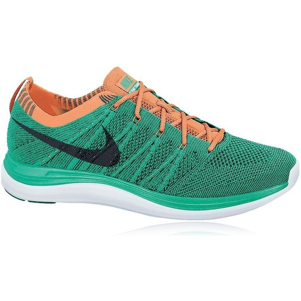 NIKE FLYKNIT ONE+ W ❤ liked on Polyvore