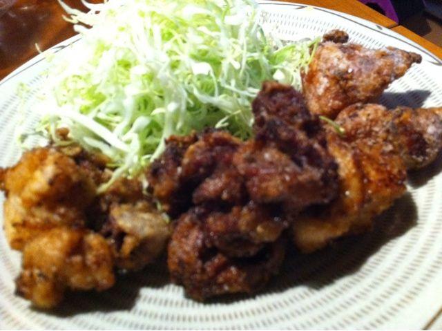 若鶏と砂肝の唐揚げ - 5件のもぐもぐ - 唐揚げ by kouji1401