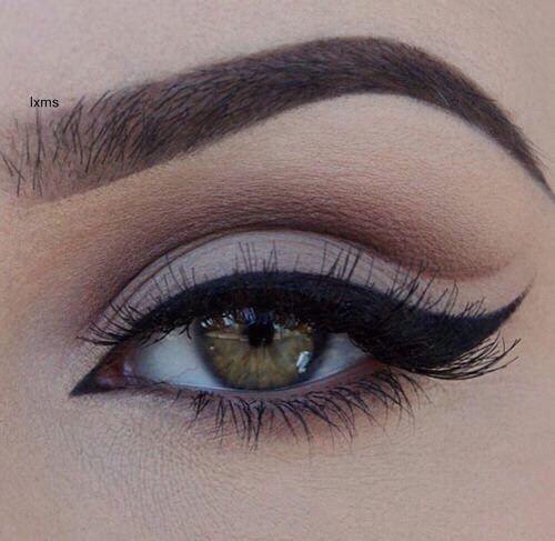 Eyeliner olho gatinho perfeito