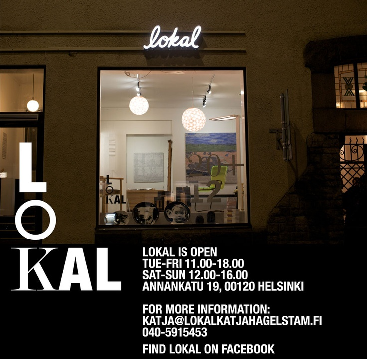 there's a new Lokal in town