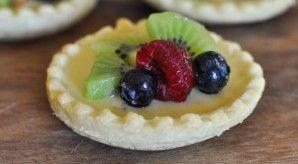 Vanilla_fruit_tart - Queen Fine Foods - www.queen.com.au/kitchen