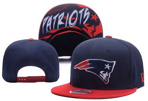 NFL New England Patriots 2016 Snapback Hats Underbrim Big Logo only US$6.00 - follow me to pick up couopons.