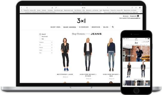 Create your beautiful online store today. Start your free 15-day trial today. No credit card required.