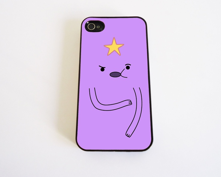 Adventure Time Lumpy space princess case for iPhone 4 and iPhone 4S
