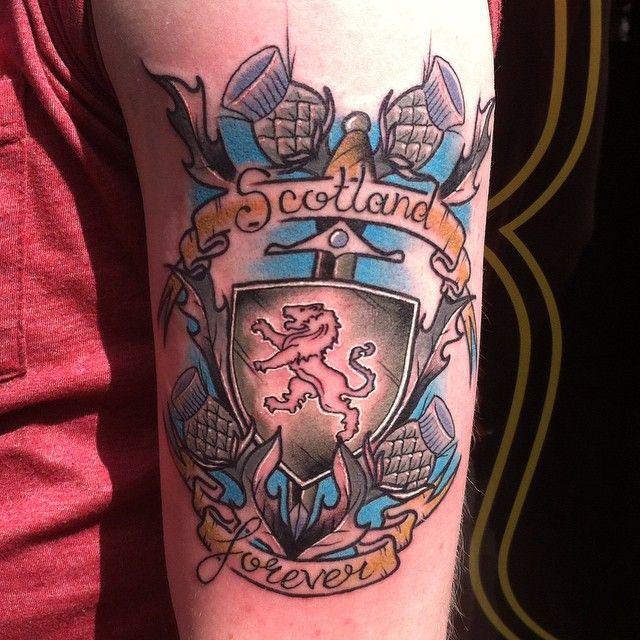 Scottish Clan Tattoos: 22 Best Tattoo Scotland Images On Pinterest