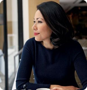 Ann Curry: Because she's smart, fearless, so nice...not to mention, beautiful.