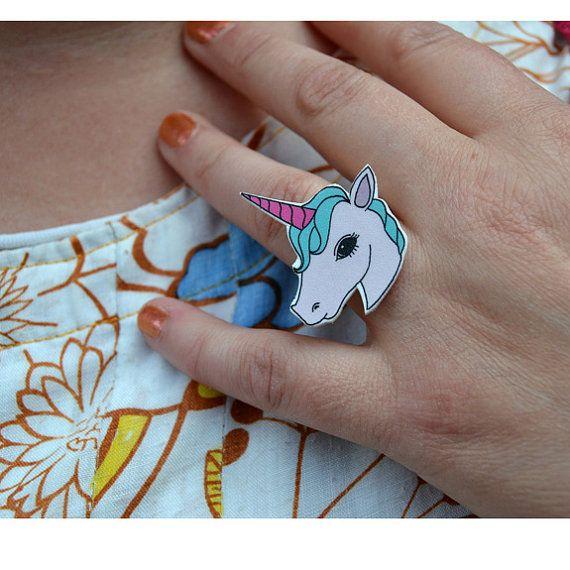 I Am A Unicorn Ring Awesome I Am And A Unicorn