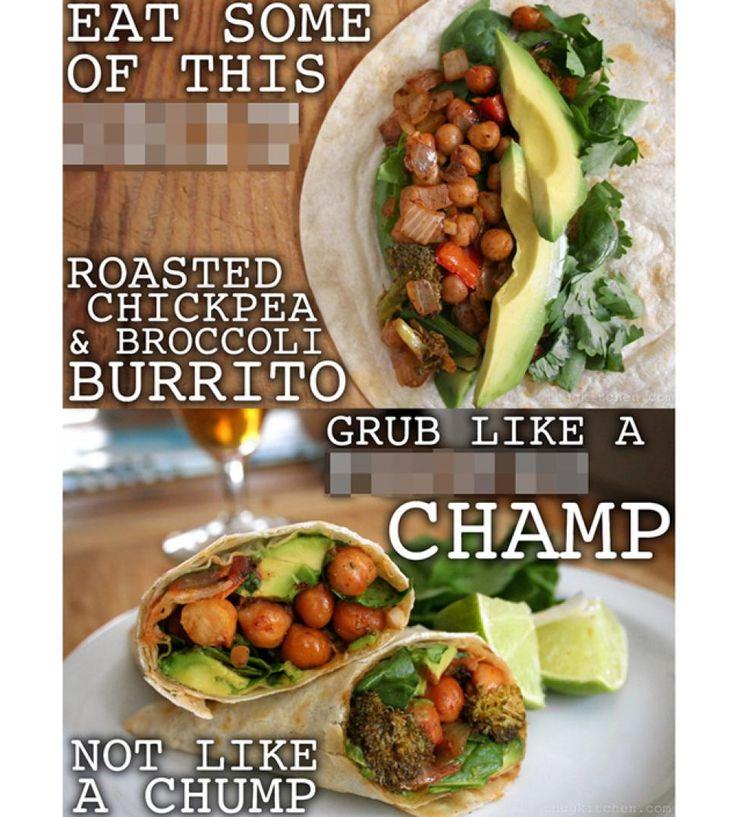 19 best Random Shit images on Pinterest | Thug kitchen, Kitchens and ...