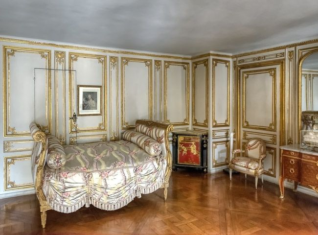 Rooms: Appartements De La Du Barry