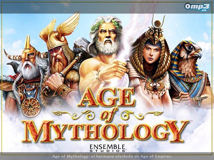 Age of Mythology, jugando con la mitología - Nuestros especialistas en juegos realizaron una completa reseña sobre Age of Mythology, una especie de Age of Empires orientado hacia el universo de la mitología. El modo de juego es prácticamente el mismo. Adelante, ¡pasen, lean y comenten! :) http://blog.mp3.es/age-of-mythology-el-hermano-olvidado-de-age-of-empires/?utm_source=pinterest_medium=socialmedia_campaign=socialmedia