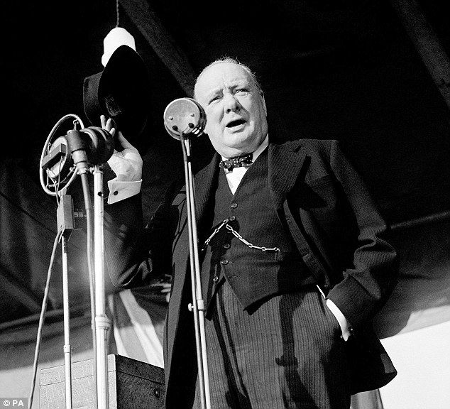 Sir Winston Churchill's Great Speeches - http://www.warhistoryonline.com/war-articles/sir-winston-churchills-great-speeches.html