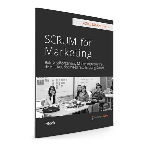 eBook: Scrum for Marketing