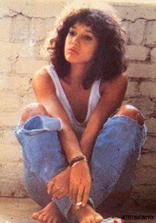 Jennifer Beals flashdance the most gorgeous model/ slash / actress...that body…