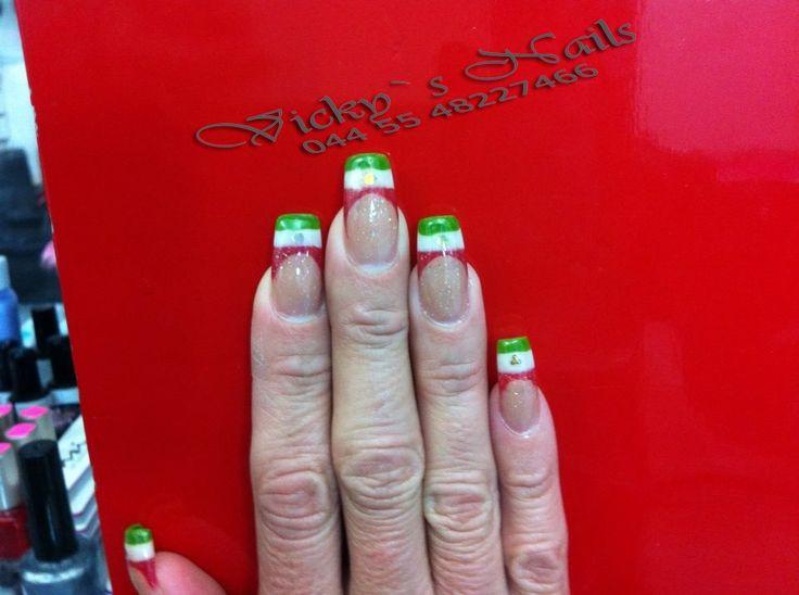16 best Uñas de acrilico images on Pinterest   Art, Finger nails and ...