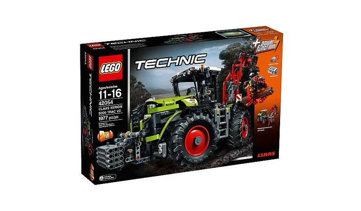 LEGO Technic - CLAAS XERION 5000 TRAC VC - 42054 *EMBARGO AUG 1ST*, read reviews and buy online at George at ASDA. Shop from our latest range in Kids. Harnes...