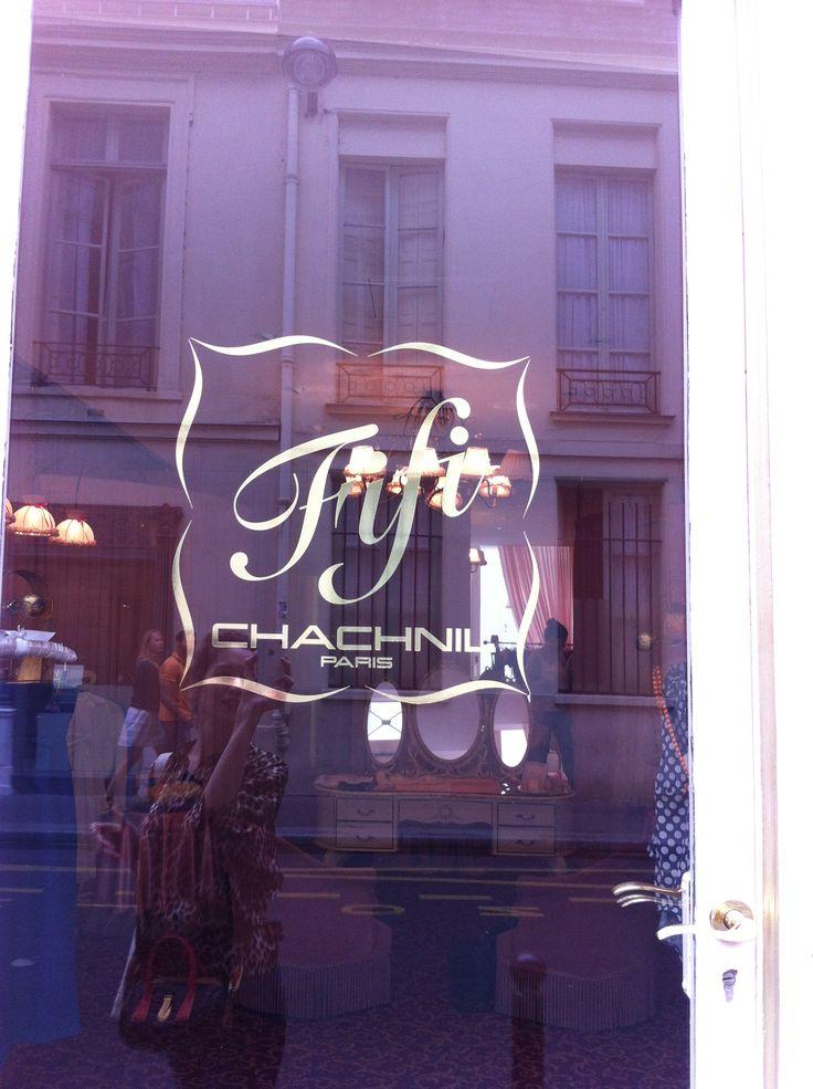 Белье - обязательная статья расходов в Париже. Белье в стиле пин ап и ретро Fifi Chantil для настроения и соблазнения #lingerie #pin-up #paris #shopping