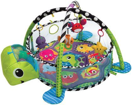 Infantino Sea, Play & Store Ball Pit Activity Gym - Free Shipping
