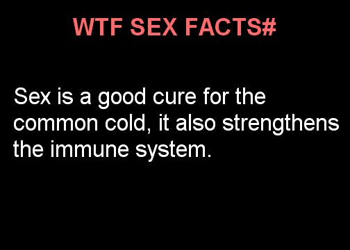 Sex With A Cold 106