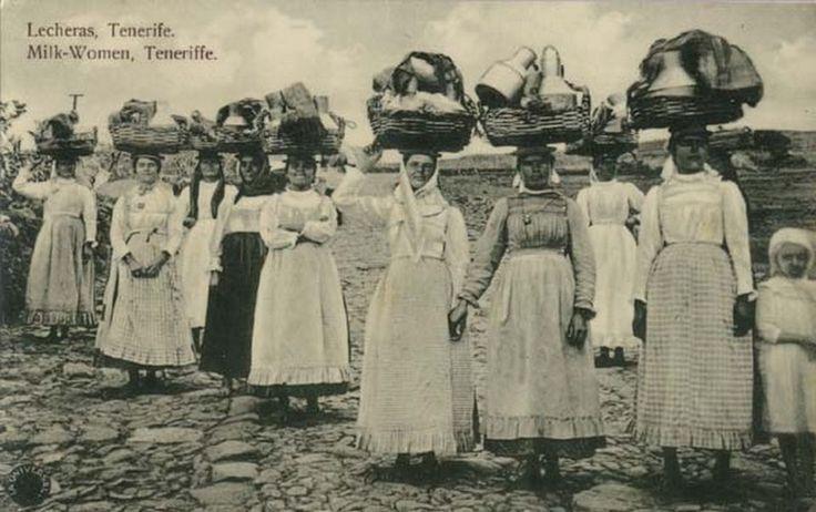 Galerías de fotos: Historia de las mujer canaria trabajadora
