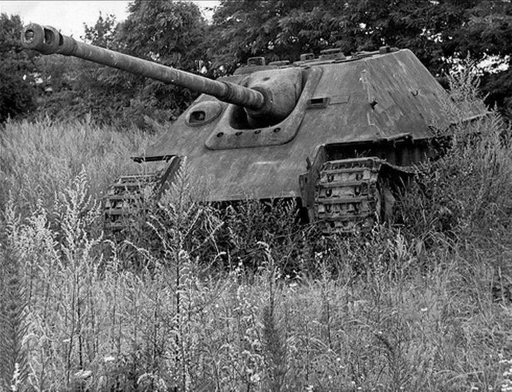 JagdPanther / 88` Tank Killer