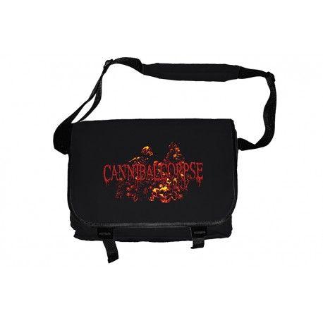 Geanta Cannibal Corpse: Pile of Skulls