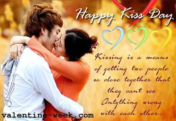 Happy Kiss Day Images Quotes Wishes HD Wallpapers Status  Happy Valentines Day 2018