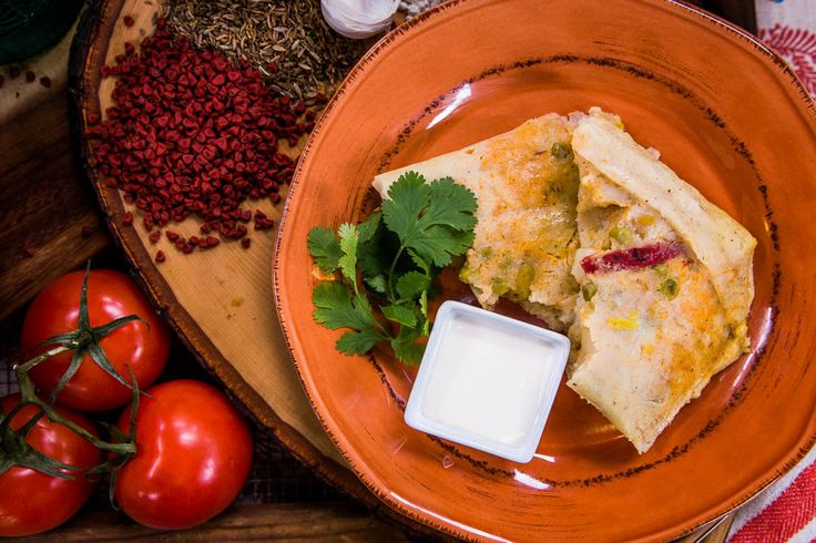 Honduran Tamale made by @edenmakersblog! Tune in to #homeandfamily weekdays at 10/9c on Hallmark Channel!
