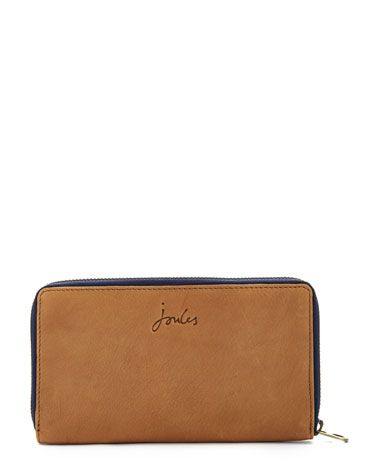 FAIRFORD Womens Leather Purse