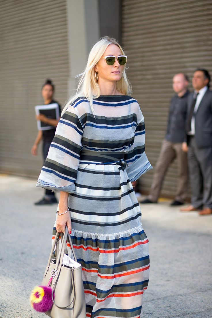 NYC Style: Fashion Week from the Street  - HarpersBAZAAR.com
