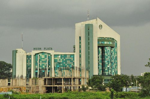 """Modern architecture - Nicon Plaza in Abuja, Nigeria. The Africa you will not see, we don't see, and may never see on """"Lamestream Media"""" aka TV. Africa has nations more advanced in Medicines, Education, Universities, Technologies, Governments, Industrial advancements and abundant Natural Resources, being utilized daily."""
