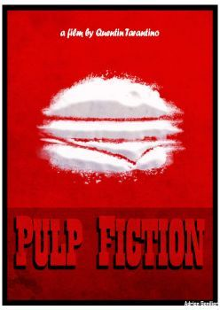 Pulp fiction by AdrienG