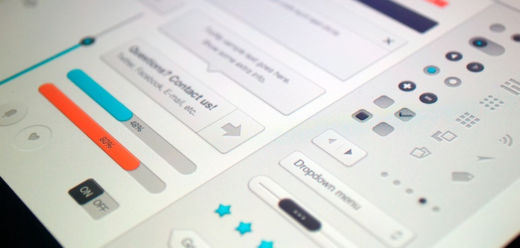 Full customizable graphic user interfaces