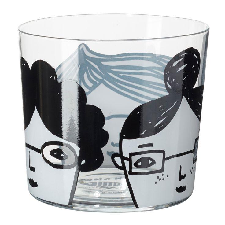 Glassware – Glasses Tumbler – Front