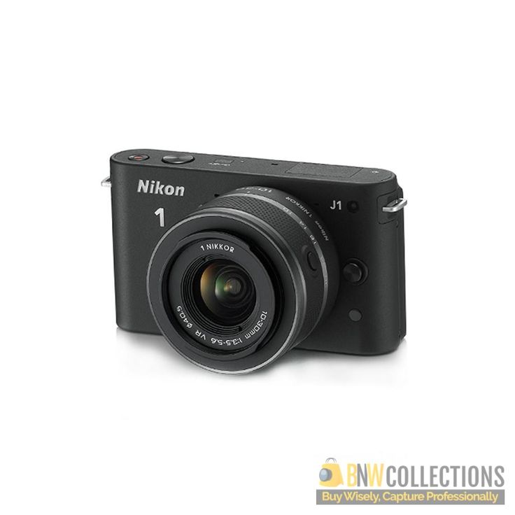 Buy Nikon 1 j-1 Black Mirrorless Digital Camera with 10-30mm Lens At Rs.46,900 Highlights >> CX High-Speed AF 10.1MP CMOS Sensor, 10 fps Continuous Shooting in AF Mode Cash on Delivery In All Over Pakistan, Hassle FREE To Returns Contact # (+92) 03-111-111-269 (BnW) Email :- info@bnwcollections.com #BnWCollections #Nikon #Black #Mirrorless #Digital #Camera #Lens