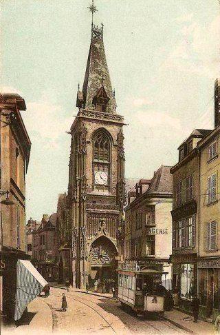 Cloche Firmine de Saint-Sulpice d'Amiens  et malédiction des gens de Saint-Leu