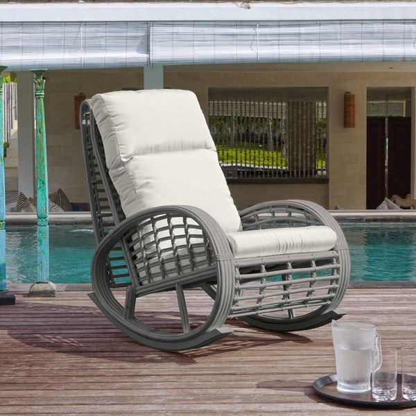 Taurus Outdoor Rocking Chair LO-22858