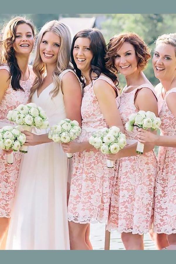 e405fa5168 Colorful Lace Bridesmaid Dress Lace Bridesmaid Dress With Sash,Short ...