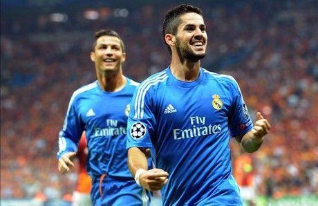El Madrid golea, Casillas se lesiona